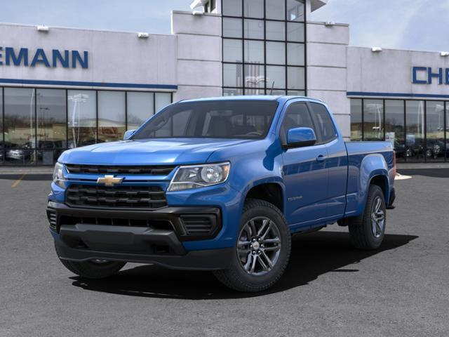 2021 Chevrolet Colorado Extended Cab 4x4, Pickup #B27629 - photo 26