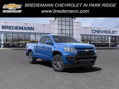 2021 Chevrolet Colorado Extended Cab 4x4, Pickup #B27629 - photo 1