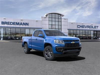 2021 Chevrolet Colorado Extended Cab 4x4, Pickup #B27629 - photo 21