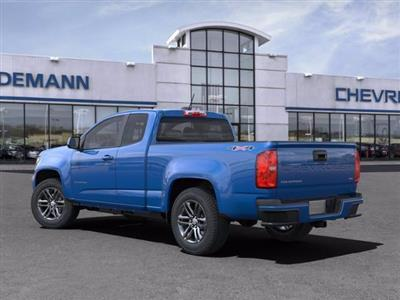 2021 Chevrolet Colorado Extended Cab 4x4, Pickup #B27629 - photo 4