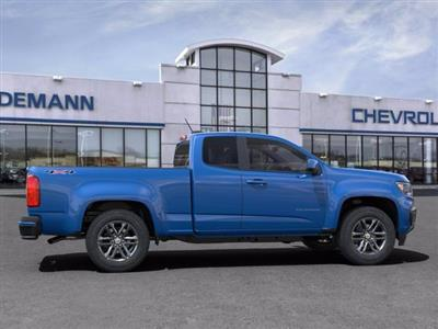 2021 Chevrolet Colorado Extended Cab 4x4, Pickup #B27629 - photo 5