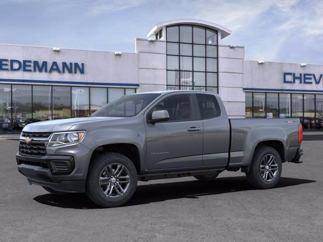 2021 Chevrolet Colorado Extended Cab 4x4, Pickup #B27630 - photo 3
