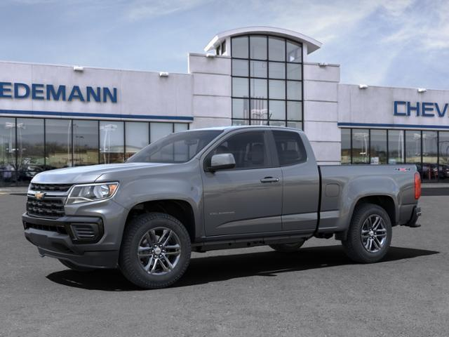2021 Chevrolet Colorado Extended Cab 4x4, Pickup #B27630 - photo 23