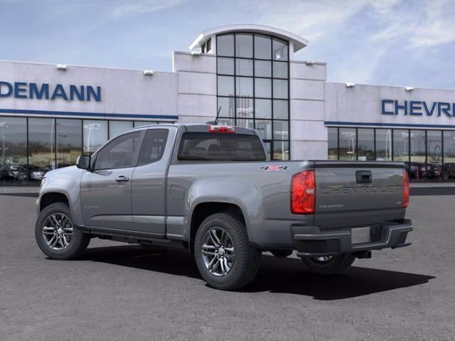 2021 Chevrolet Colorado Extended Cab 4x4, Pickup #B27630 - photo 4