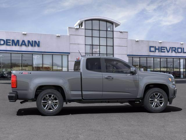 2021 Chevrolet Colorado Extended Cab 4x4, Pickup #B27630 - photo 5