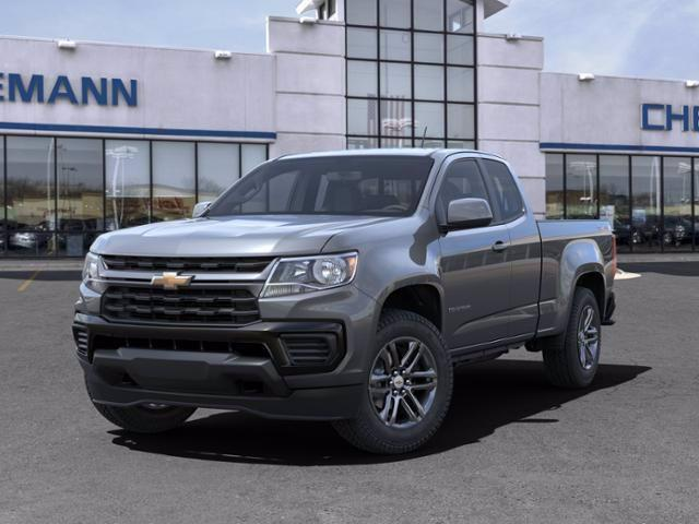 2021 Chevrolet Colorado Extended Cab 4x4, Pickup #B27630 - photo 6