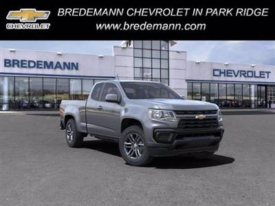 2021 Chevrolet Colorado Extended Cab 4x4, Pickup #B27630 - photo 1