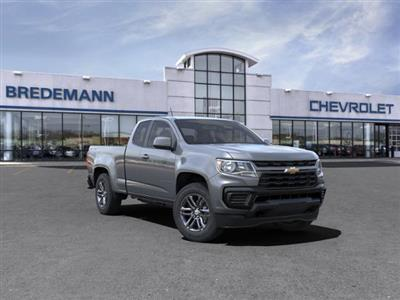 2021 Chevrolet Colorado Extended Cab 4x4, Pickup #B27630 - photo 21