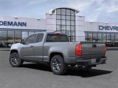 2021 Chevrolet Colorado Extended Cab 4x4, Pickup #B27630 - photo 24