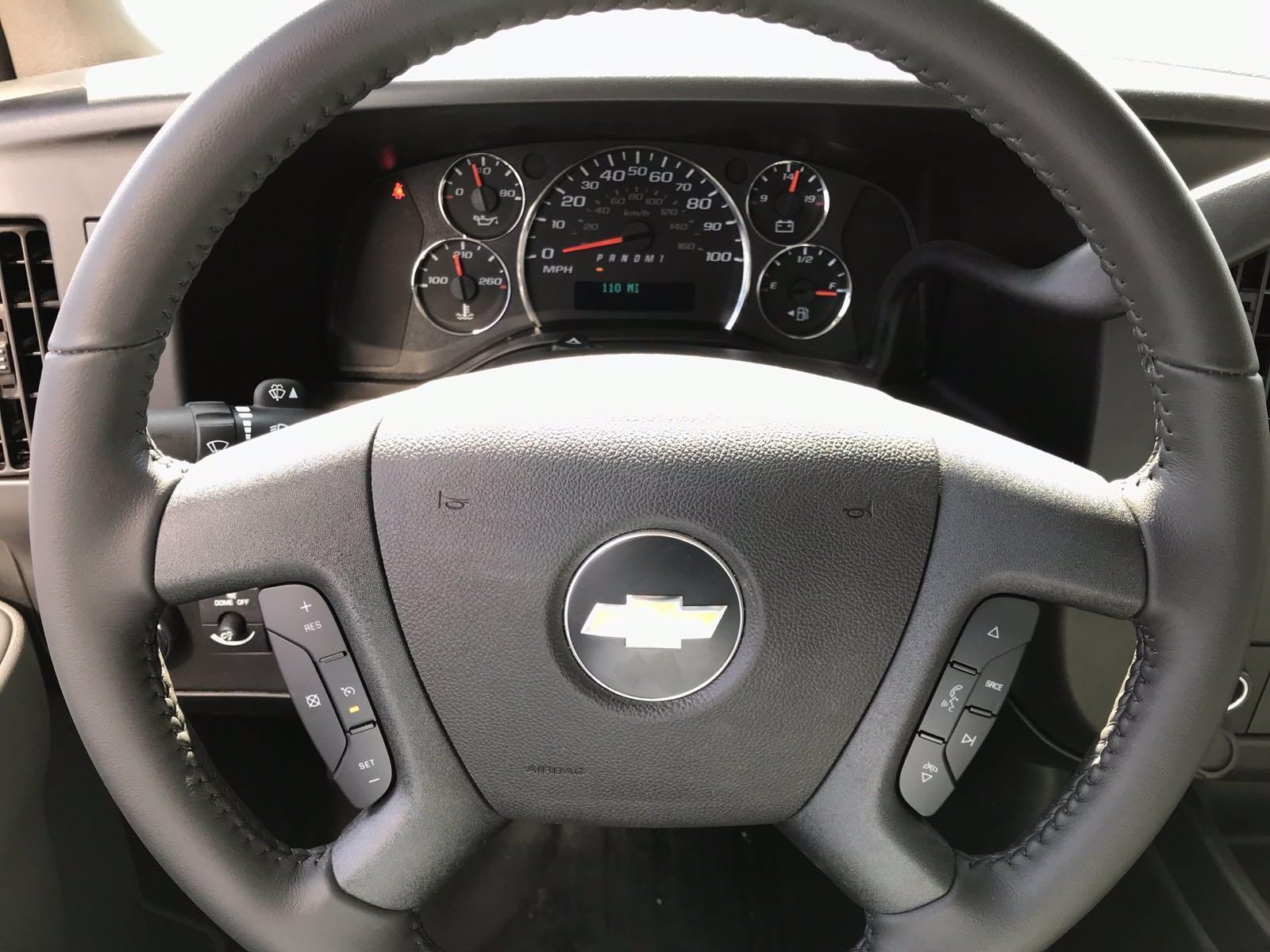2020 Chevrolet Express 3500 RWD, Morgan Cutaway Van #B27640 - photo 10