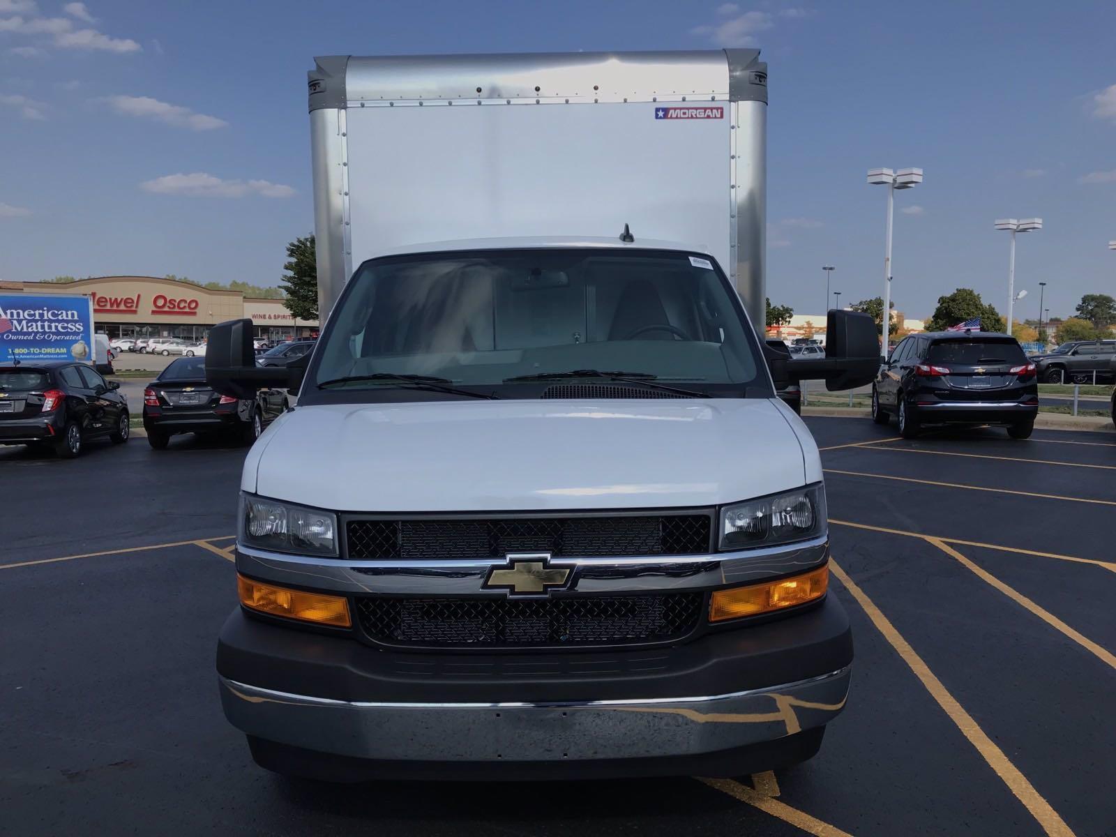 2020 Chevrolet Express 3500 RWD, Morgan Cutaway Van #B27640 - photo 19