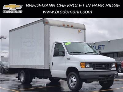 2005 Ford E-350 4x2, Cutaway #B27640A - photo 1