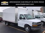 2020 Chevrolet Express 3500 RWD, Morgan Parcel Aluminum Cutaway Van #B27659 - photo 1