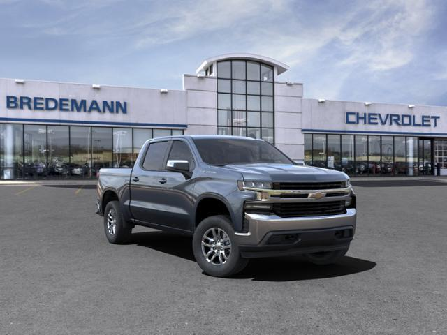 2021 Chevrolet Silverado 1500 Crew Cab 4x4, Pickup #B27686 - photo 21