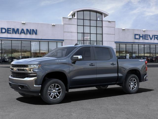 2021 Chevrolet Silverado 1500 Crew Cab 4x4, Pickup #B27686 - photo 23
