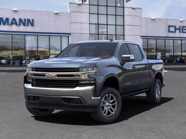 2021 Chevrolet Silverado 1500 Crew Cab 4x4, Pickup #B27686 - photo 6