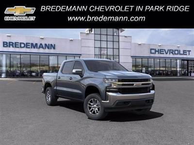 2021 Chevrolet Silverado 1500 Crew Cab 4x4, Pickup #B27686 - photo 1