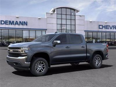 2021 Chevrolet Silverado 1500 Crew Cab 4x4, Pickup #B27686 - photo 3