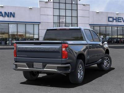 2021 Chevrolet Silverado 1500 Crew Cab 4x4, Pickup #B27686 - photo 22