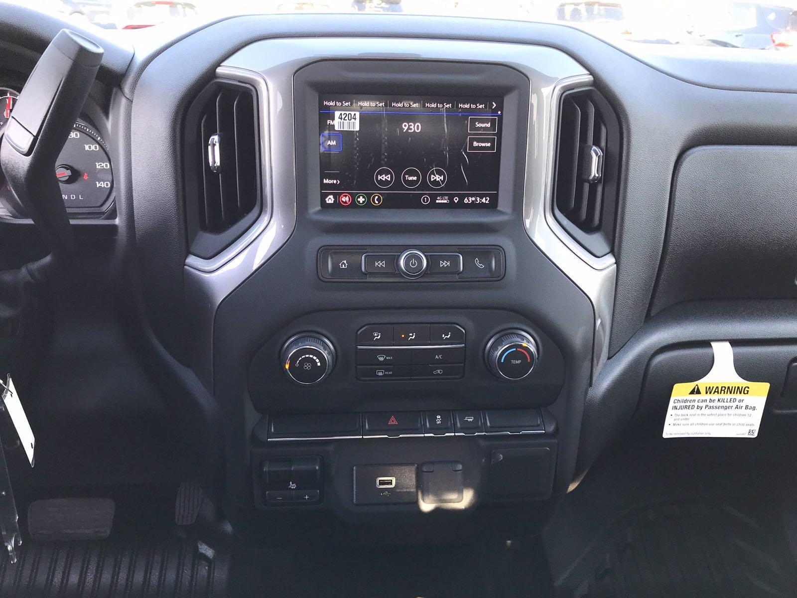 2020 Chevrolet Silverado 3500 Crew Cab DRW 4x2, Knapheide Drop Side Dump Body #B27694 - photo 11