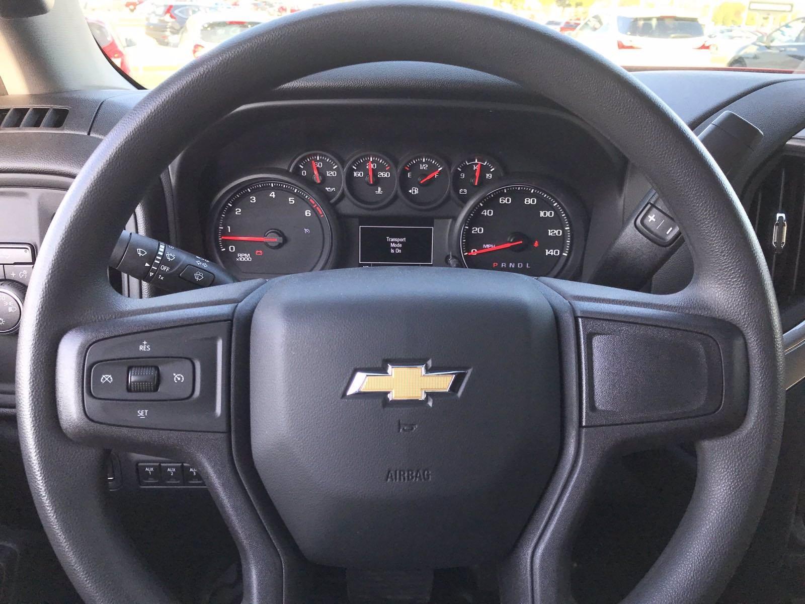 2020 Chevrolet Silverado 3500 Crew Cab DRW 4x2, Knapheide Drop Side Dump Body #B27694 - photo 12