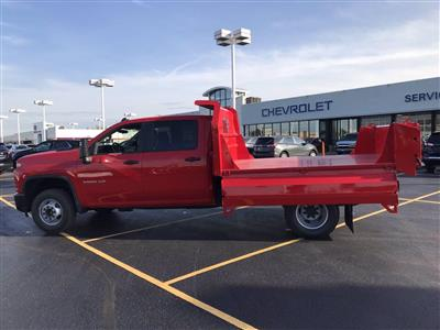 2020 Chevrolet Silverado 3500 Crew Cab DRW 4x2, Knapheide Drop Side Dump Body #B27694 - photo 25