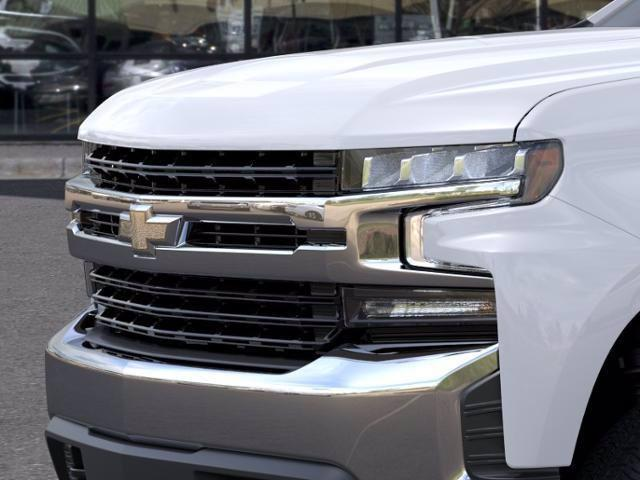 2021 Chevrolet Silverado 1500 Crew Cab 4x4, Pickup #B27706 - photo 11