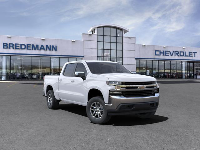 2021 Chevrolet Silverado 1500 Crew Cab 4x4, Pickup #B27706 - photo 21