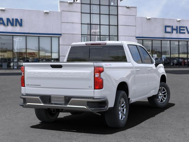 2021 Chevrolet Silverado 1500 Crew Cab 4x4, Pickup #B27706 - photo 22