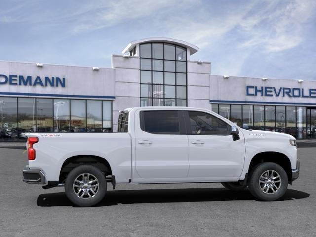 2021 Chevrolet Silverado 1500 Crew Cab 4x4, Pickup #B27706 - photo 25