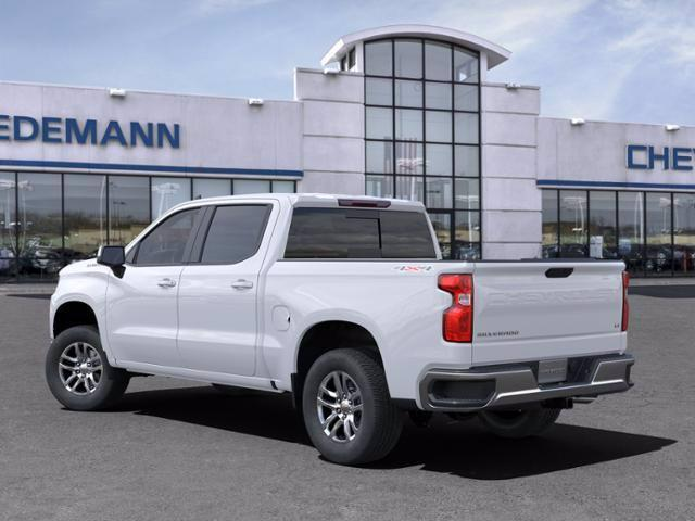 2021 Chevrolet Silverado 1500 Crew Cab 4x4, Pickup #B27706 - photo 4