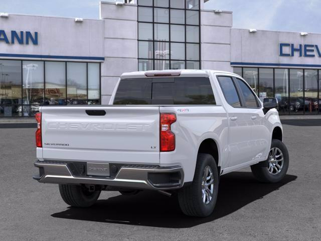 2021 Chevrolet Silverado 1500 Crew Cab 4x4, Pickup #B27706 - photo 2