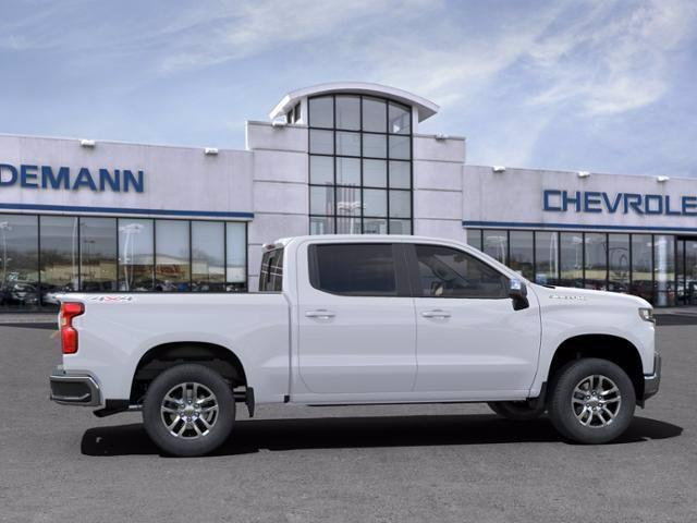 2021 Chevrolet Silverado 1500 Crew Cab 4x4, Pickup #B27706 - photo 5
