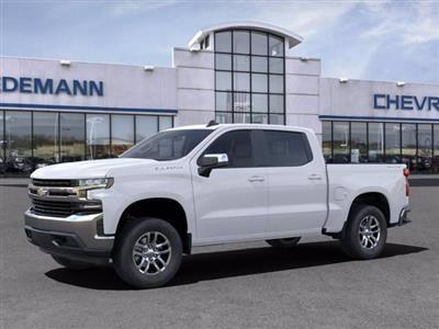 2021 Chevrolet Silverado 1500 Crew Cab 4x4, Pickup #B27706 - photo 3