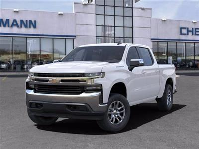 2021 Chevrolet Silverado 1500 Crew Cab 4x4, Pickup #B27706 - photo 6