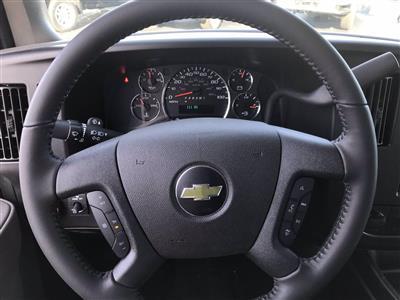 2020 Chevrolet Express 3500 4x2, Morgan Parcel Aluminum Cutaway Van #B27758 - photo 12