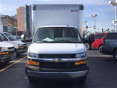 2020 Chevrolet Express 3500 4x2, Morgan Parcel Aluminum Cutaway Van #B27758 - photo 21