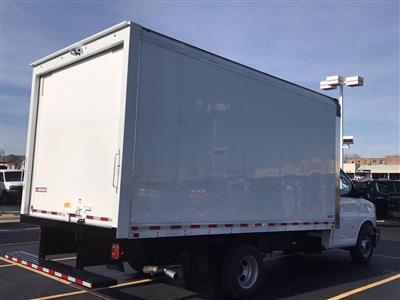 2020 Chevrolet Express 3500 4x2, Morgan Parcel Aluminum Cutaway Van #B27758 - photo 2