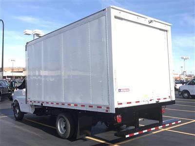 2020 Chevrolet Express 3500 4x2, Morgan Parcel Aluminum Cutaway Van #B27758 - photo 4