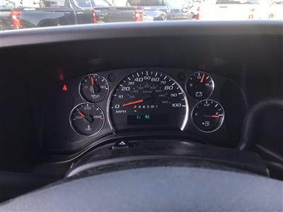 2020 Chevrolet Express 3500 4x2, Morgan Parcel Aluminum Cutaway Van #B27758 - photo 6