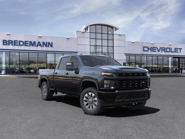 2021 Chevrolet Silverado 2500 Crew Cab 4x4, Pickup #B27764 - photo 21
