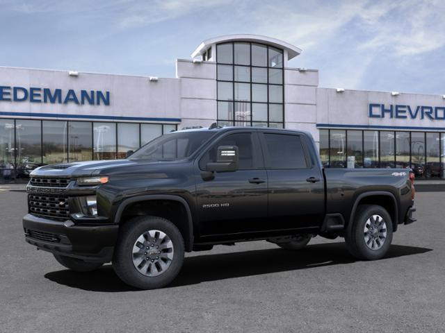 2021 Chevrolet Silverado 2500 Crew Cab 4x4, Pickup #B27764 - photo 23