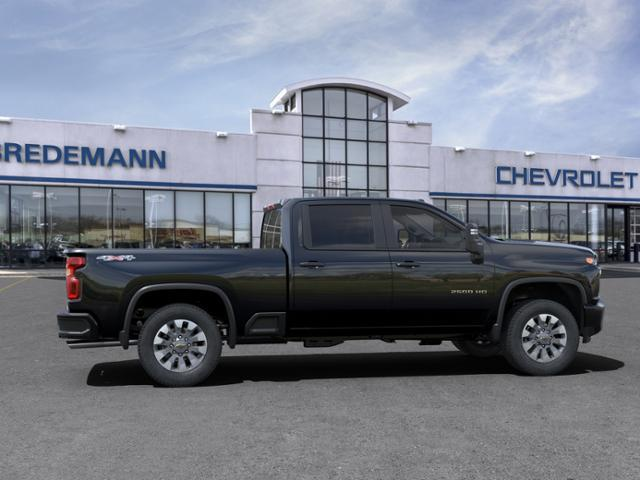 2021 Chevrolet Silverado 2500 Crew Cab 4x4, Pickup #B27764 - photo 25
