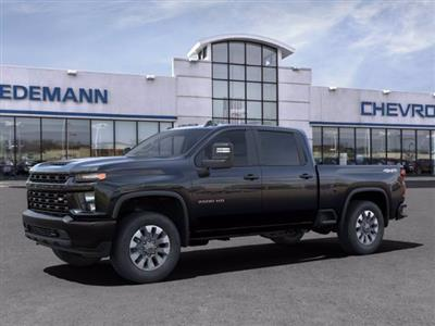 2021 Chevrolet Silverado 2500 Crew Cab 4x4, Pickup #B27764 - photo 3