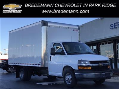 2020 Chevrolet Express 3500 4x2, Morgan Dry Freight #B27772 - photo 1