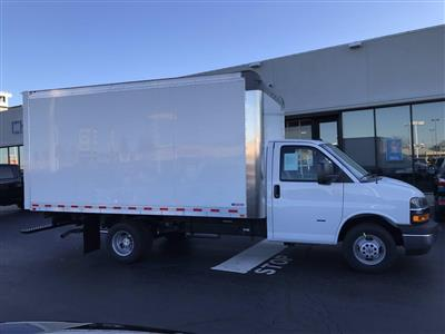 2020 Chevrolet Express 3500 4x2, Morgan Dry Freight #B27772 - photo 3