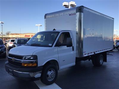 2020 Chevrolet Express 3500 4x2, Morgan Dry Freight #B27772 - photo 6