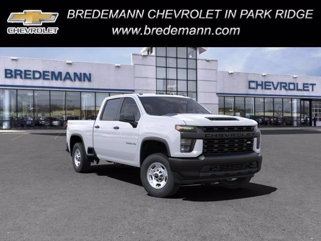 2021 Chevrolet Silverado 2500 Crew Cab 4x4, Pickup #B27785 - photo 1