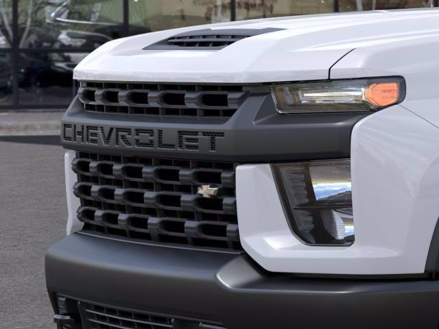 2021 Chevrolet Silverado 2500 Crew Cab 4x4, Pickup #B27785 - photo 11