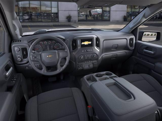 2021 Chevrolet Silverado 2500 Crew Cab 4x4, Pickup #B27785 - photo 12